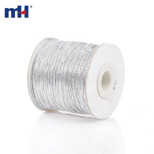 Cordón metálico elástico W/O