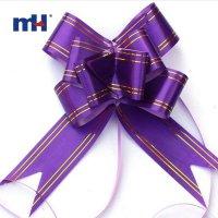 Listón de papel sintético para regalo