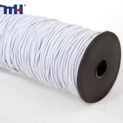 Cordón elático de caucho