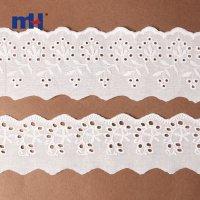 Encaje de algodón